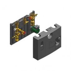 Комплект подключения отопительного контура с 3-х ступенчатым насосом