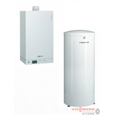 Пакет Vitopend WH1D 24кВт + Vitocell 100W 200л