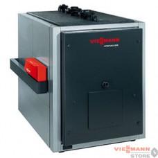 Котел Vitoplex 200  CC1E 120 кВт для монтажа подходящей горелки