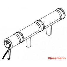 Комплект каскадного дымохода Vitodens 200-W 2x80 или 100 кВт