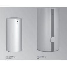 Vitocell 300-V 500 л тип Тип EVIA-A арт. Z015297 нерж. сталь серебристого цвета