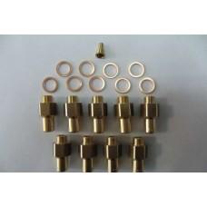 Комплект сменных жиклеров для сжиженного газа Р