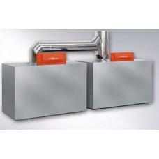 Каскадная установка Viessmann Vitogas 60/120 квт в комплекте с автоматикой Vitotronic100/Vititronic300