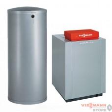 Пакет Vitogas 100 - F 29 квт авт. KO2B + Vitocell 100 200 л