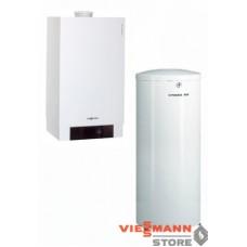 Vitodens 200-W 49 кВт + Бойлер Vitocell 100-W CVA 200 л